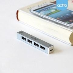 ACTTO 엑토 멀티플러스PC.OTG허브 HUBC-03