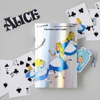 [Disney]Alice_Hologram Note