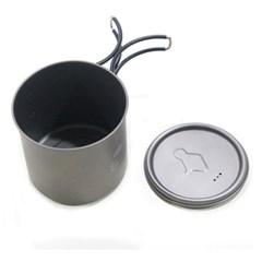 티타늄 코펠 BPLer 600 / Titanium Pot