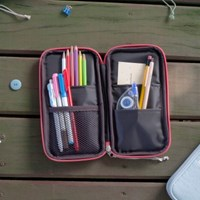oxford pencil pouch