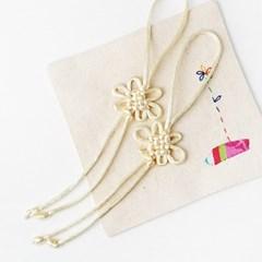 매듭끈 (2개)