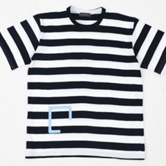 STRIPE T NAVY