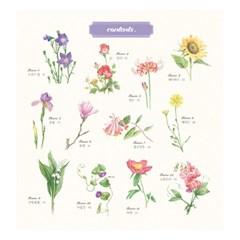 그림 그리기 좋은 날-꽃