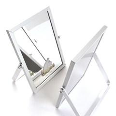 무민 스탠드 사각 거울(소)