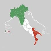 [디쿠]주방아트보드_이탈리아(화이트/그레이)_(689687)