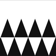 [디쿠]주방아트보드_트라이앵글(파스텔/블랙)_(689689)