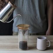 Whatcoffee ToastLiving 핸드 카라페 드립세트 300ml