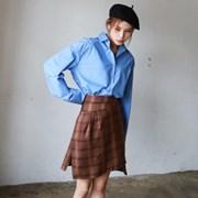 Check unbal skirt