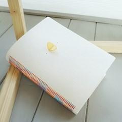 닭띠해 태교다이어리 삐약이 태교 일기장 만들기(DIY)