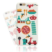 ITALY SIMPLE ICONS HARD CASE