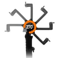 루이트 줌기능 포켓 블루투스 셀카봉 RT-928