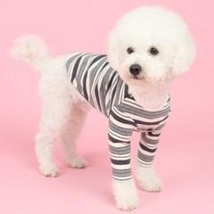 멀티스트라이프티 (gray) Multi stripe T
