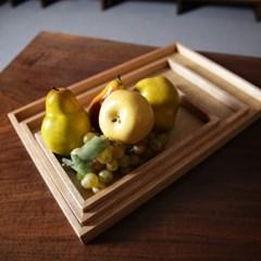 Sepetir Wood Tray (세파티아 우드 트레이)