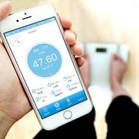 [BARO] 스마트 체지방 체중계 / App으로 실시간 체지방 체크!