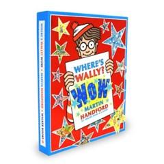 Where's Wally Set : 월리를 찾아라 6종+퍼즐 세트