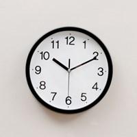 우드로하우스 무소음벽시계 RONA-250