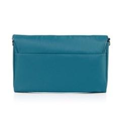 리뽀(Lipault) LADY PLUME CLUTCH BAG S DUCK BLUE (P5120022)