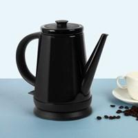 제니퍼룸 커피드립 전용 전기주전자 JR-K3805BB 블랙