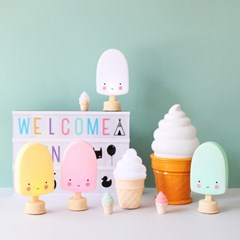 Mini ice candy lamp(4 color)