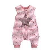 스탈라잇(핑크)슬립색 유아수면조끼 아동수면조끼_(764095)