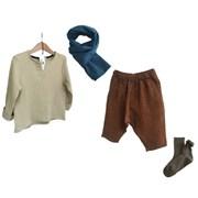 [똘망]브이넥-셔츠(3colors)