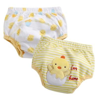 아기를 위한 순면 배변훈련팬티(2장1세트) 203265_(902217119)