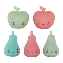 미니어쳐 사과, 배 Minis apples, pears