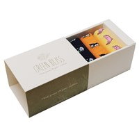 [Organic cotton] Paper Gift Box (3ea)
