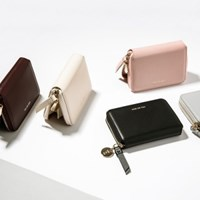 [HIDE ON YOU] Mini Zip Wallet (5color)