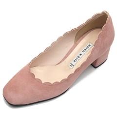 [핑크에디션]Valentine pink_kw0465_5cm_핑크구두
