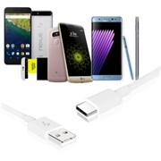 갤럭시노트7 USB C타입 케이블 충전 및 데이터전송 완벽지원