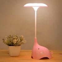 코끼리 LED 충전식 수유등