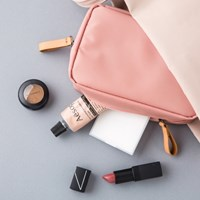 [핑크에디션] DAY MAKE-UP POUCH_PINK