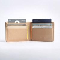 피트 히든카드 지갑 002 [누드 베이지]