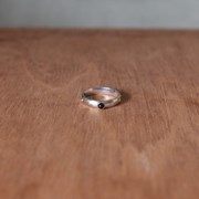 Lucius onyx rosary ring 루치오 오닉스 묵주반지