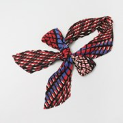 Spain Pleats Tie Scarf