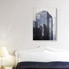 메탈 건축 사진 인테리어 포스터 액자 Architecture no.1