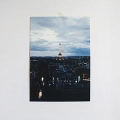 에펠탑 포스터
