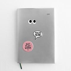 2017  365 Desk Diary