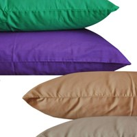 pillow cover purple