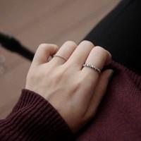 트위스트 Ring (silver925)