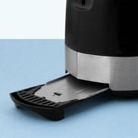 제니퍼룸 투슬라이스 토스터기 JR-T800B 블랙