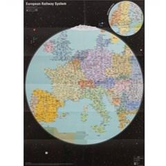 유럽 레일웨이 시티맵
