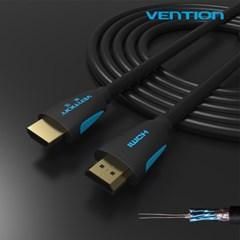 벤션 무산소 HDMI 2.0 케이블 블랙블루 4K UHDTV 금도금단자