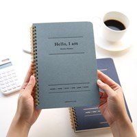 (1+1)Hello, I am Weekly Planner [만년]