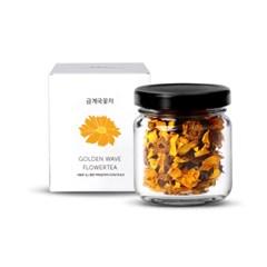 [꽃을담다]Mini 금계국꽃차
