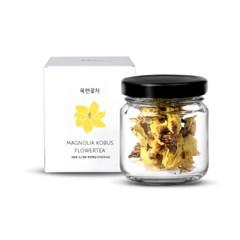 [꽃을담다]Mini 목련꽃차