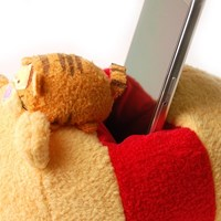 [DISNEY STORE] 디즈니 몽실몽실 핸드폰 홀더_(468635)