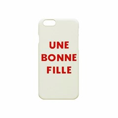 Une Bonne Fille iPhone case