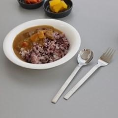 [쓰임] 벨루어 양식기 포크